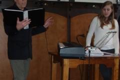 Capella Haagse Beemden Wout en Esmee