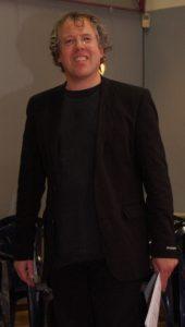 Wout Kwakernaat is Pianist in Breda