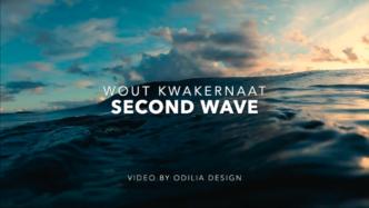omslagfoto Second Wave video compositie piano