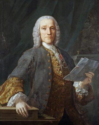 Portret Domenico Scarlatti